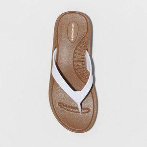 Okabashi Breeze Sustainable Flip Flop Sandals